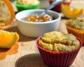 Sunshine Orange Muffins