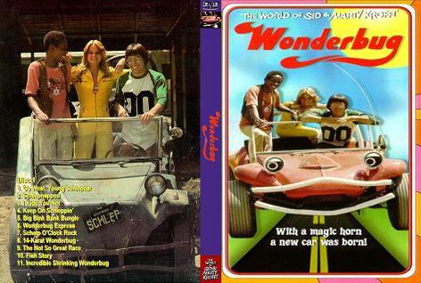 Toons Of Festology Wonderbug 1976