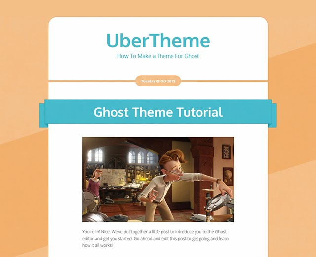 Styling Our Ghost Theme With LESS