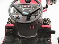 Τιμόνι και καντράν KUBOTA GB16