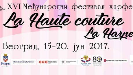 XVII Međunarodni festival harfe: Dvostruko vreme