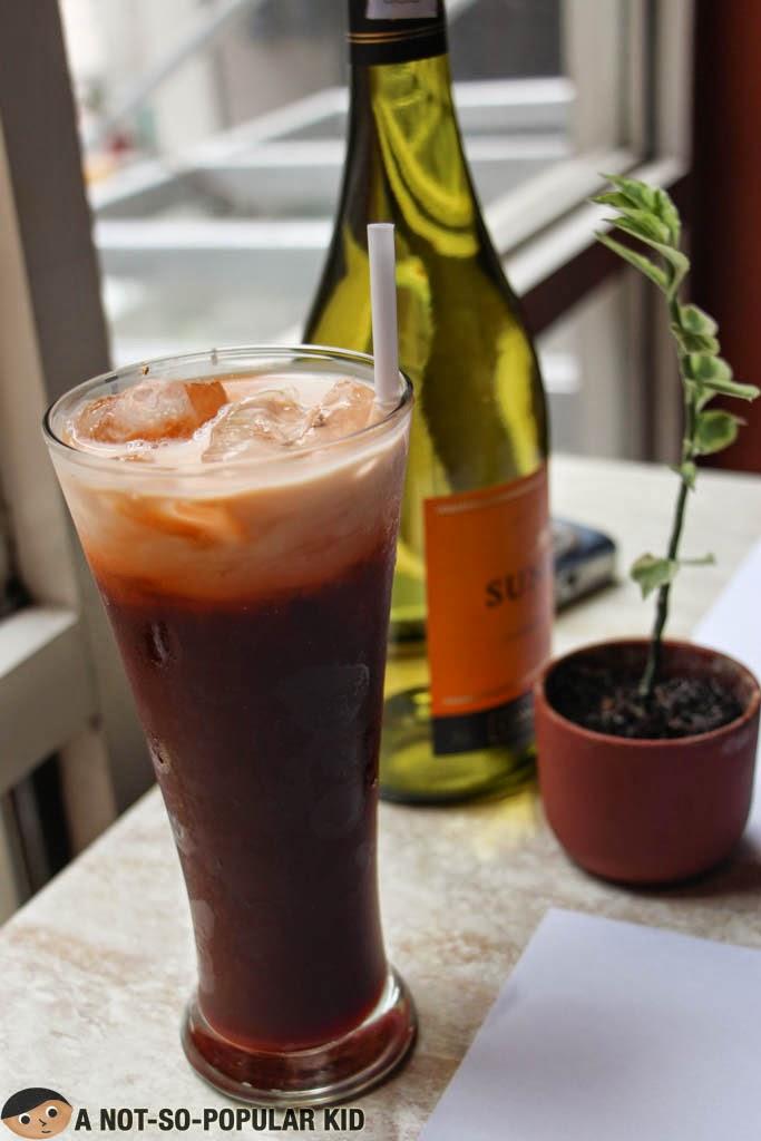 The Refreshingly Good Thai Iced Tea of Just Thai