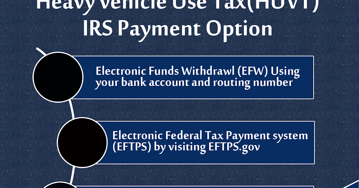 Irs payment options online