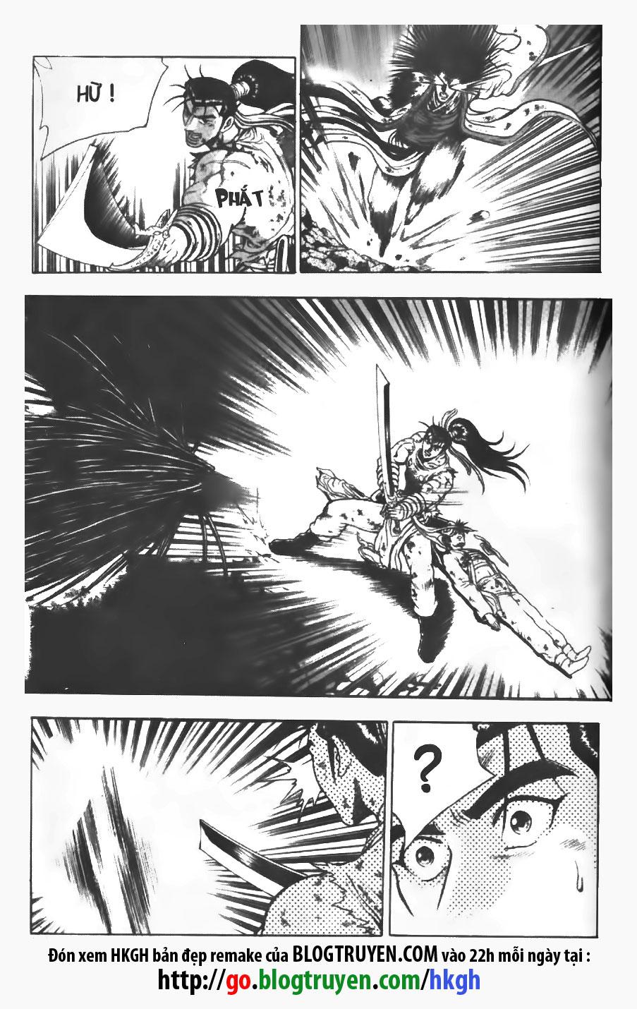 Hiệp Khách Giang Hồ chap 108 page 20 - IZTruyenTranh.com