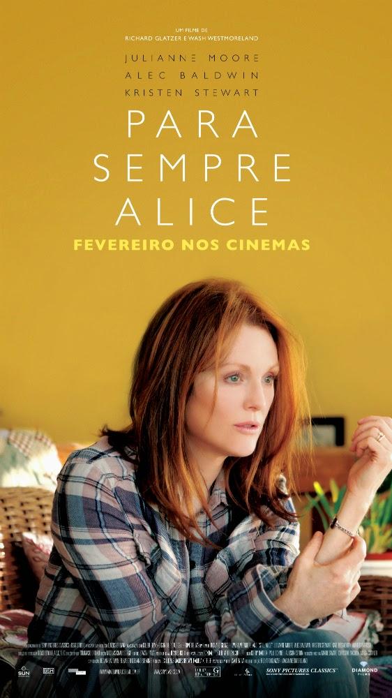 """Poster do filme """"Para Sempre Alice"""""""