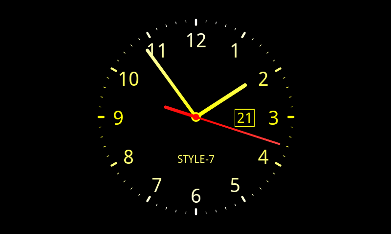 Chasy-budilnik – полностью русифицированный гаджет часов с будильником на рабочий стол ос windows.