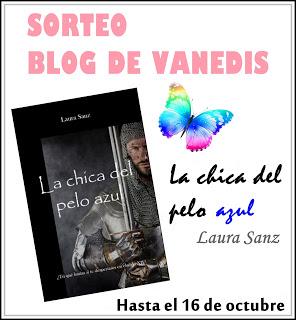 SORTEO BLOG DE VANEDIS