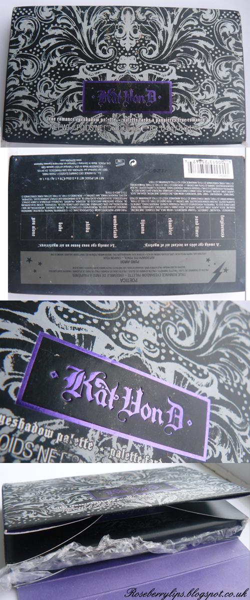 Kat Von D: Poetica Palette