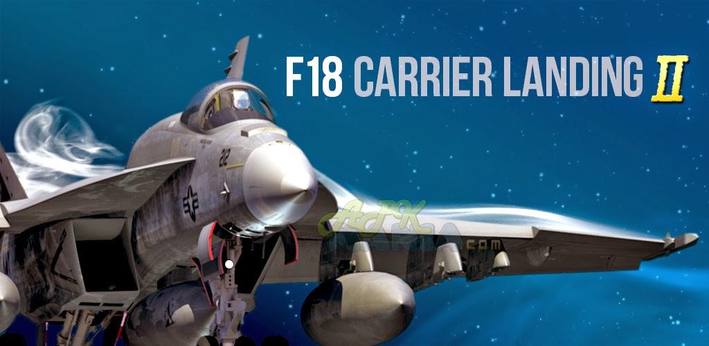 F18 Carrier Landing II Pro v1.0   JUEGO NUEVO [APK] [Android] (Descargar Gratis)