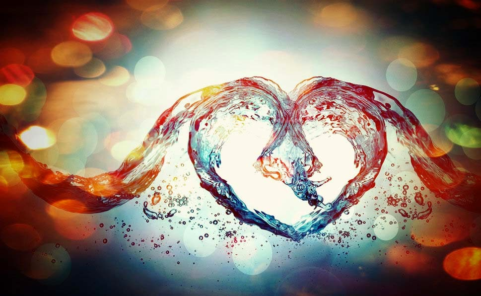 love-heart-colourful-water-abstract