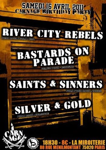bastards on parade european tour 2011 celtic folk punk. Black Bedroom Furniture Sets. Home Design Ideas