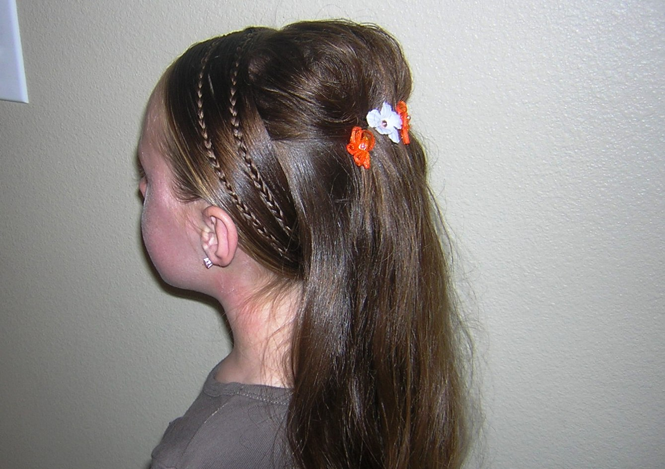 Princess Hairstyles Little Girls | Princess Hairstyles For Little ...