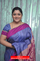 Kushboo in saree blouse