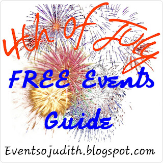 4th of july, 2015, eventsojudith, free events guide for independence day, blogspot