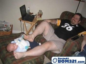 Bila Lelaki Jaga Anak
