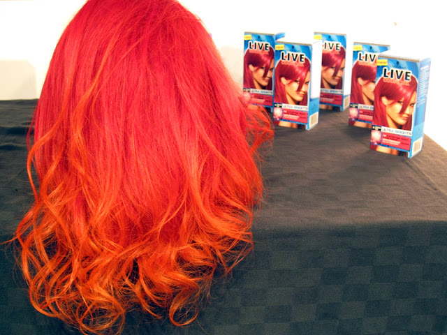 how to fix box dyed orange hair
