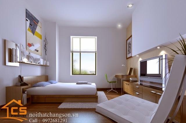 Hình Ảnh Mẫu Phòng Ngủ Đẹp Năm 2014