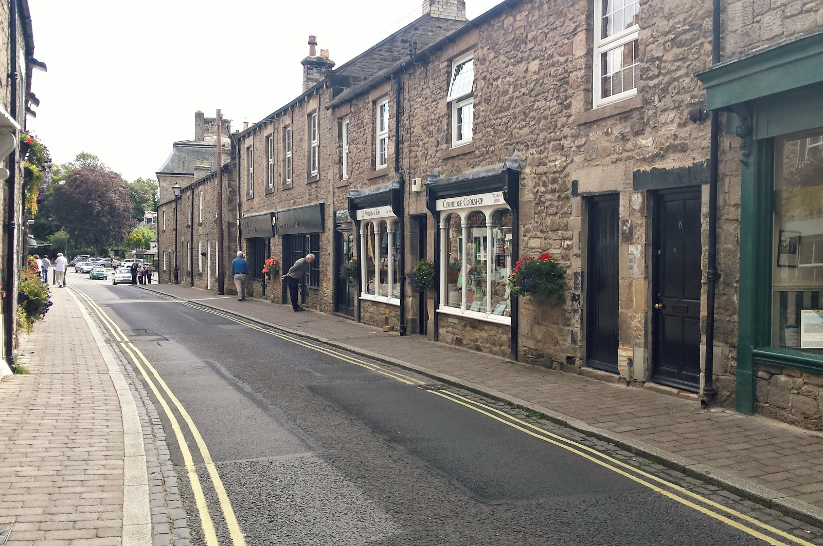 Daytrip To Corbridge