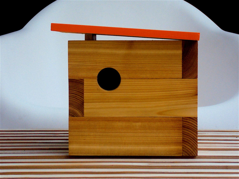 The Constant Gatherer Handmade Modern Bird Shelters
