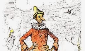 Cerita Bahasa Inggris, The Real Story of Pinocchio