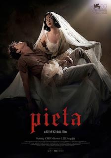 "Poster do filme ""Pietá"""