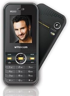 Wynncom W253 Dual SIM Mobile