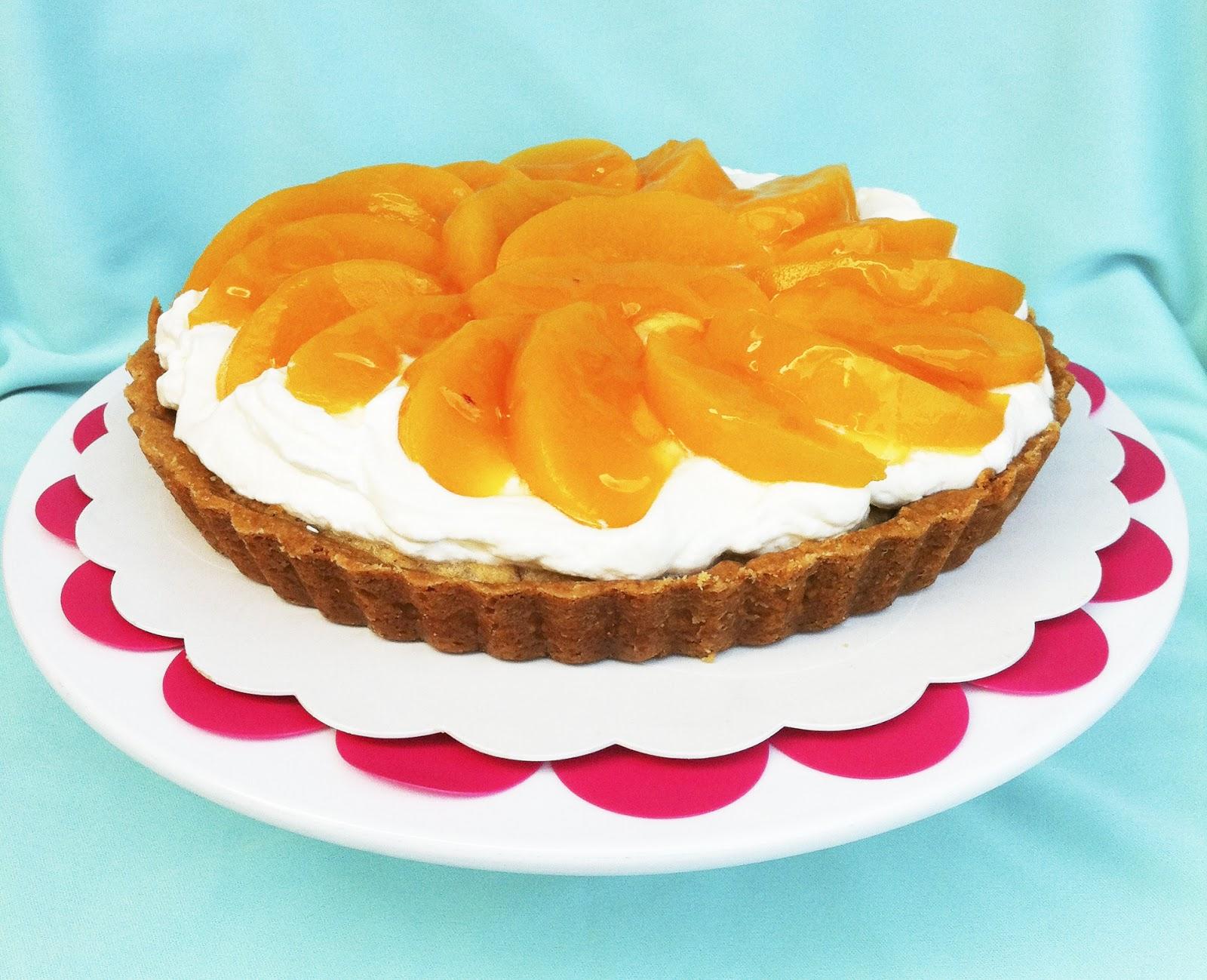 Peaches N' Cream Pie