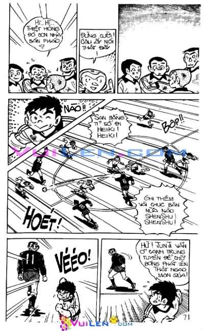 Jindodinho - Đường Dẫn Đến Khung Thành III  Tập 6 page 71 Congtruyen24h