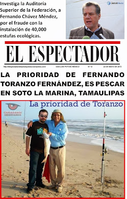LA PRIORIDAD DE TORANZO ES LA PESCA, NO EL FTBOL.