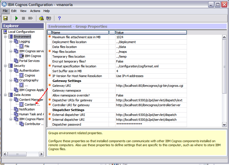 Cognos 10.1 installation and configuration steps on Windows XP 32 ...