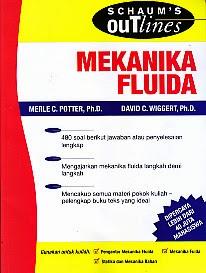 toko buku rahma: buku MEKANIKA FLUIDA, pengarang merle c. potter, penerbit erlangga