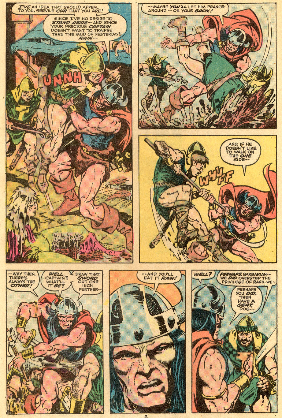 Conan the Barbarian (1970) Issue #57 #69 - English 5