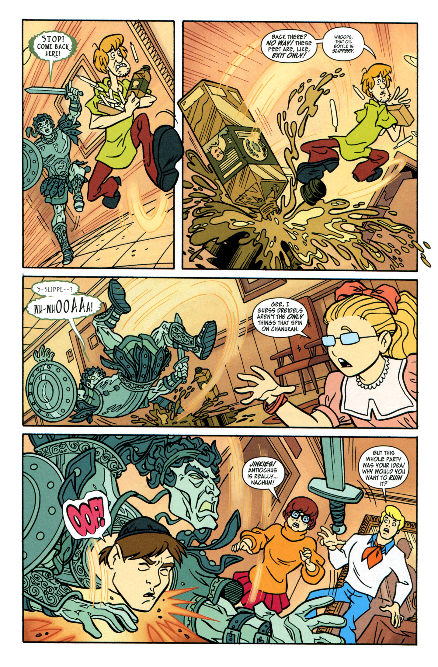 Read online Scooby-Doo: Where Are You? comic -  Issue #28 - 15