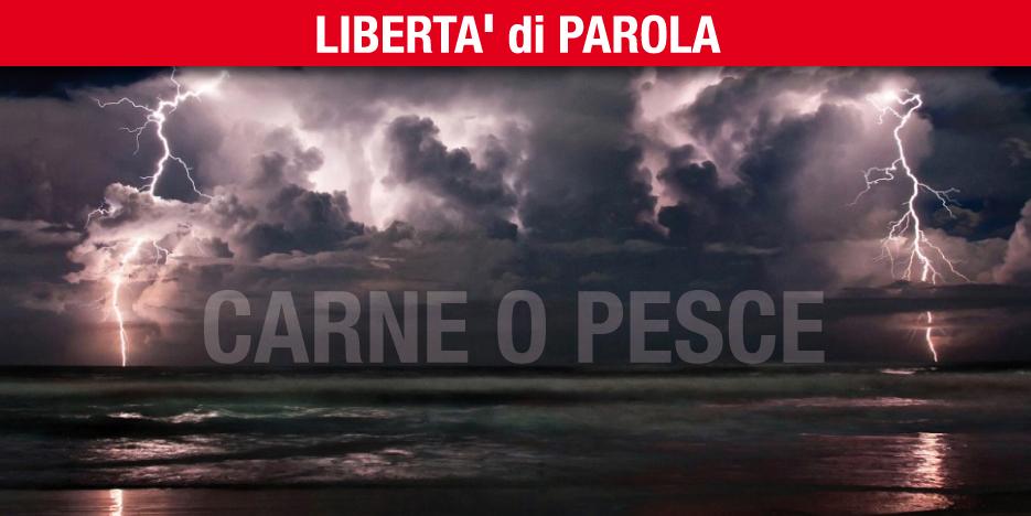 LIBERTA' di PAROLA