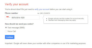 Cara Membuat Email di Gmail gambar 4