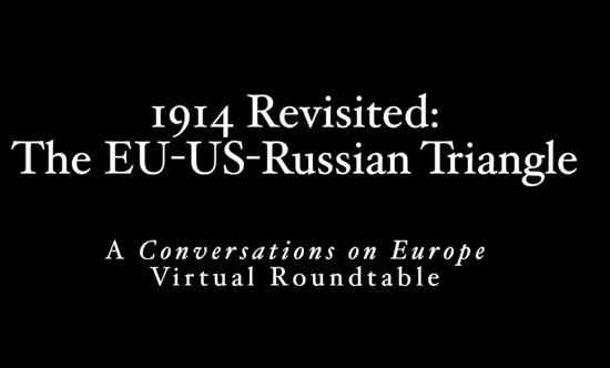 EU-US-Russian traingle