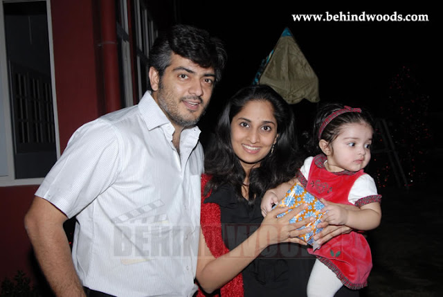 Ultimate Star Ajith Kumar's Exclusive Unseen Pictures - 2...34
