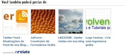 Artigos Relacionados - nRelate