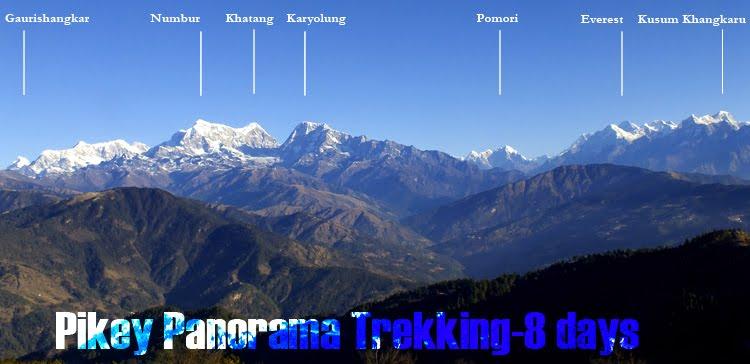 Pikey Panorama Trekking