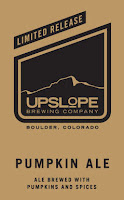 Upslope Pumpkin Ale