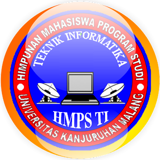 Logo Baru HMJ TI UNIKAMA MALANG 2013