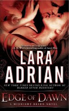 EDGE OF DAWN by LARA ADRIAN