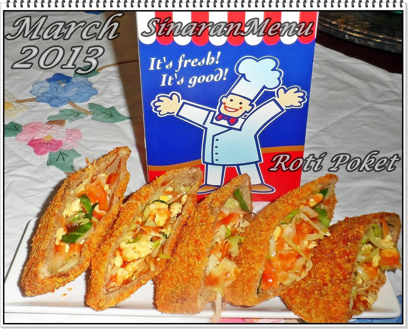Image Result For Resepi Roti Poket