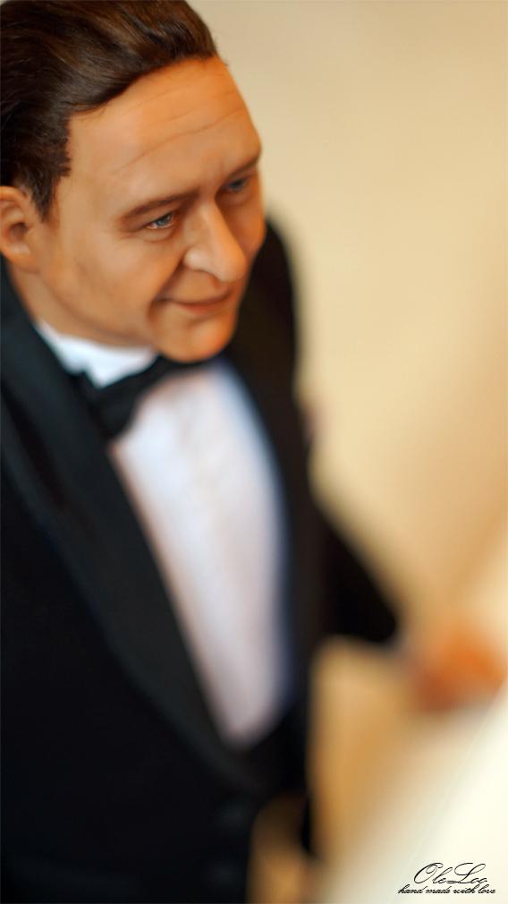 portret doll oleloo Максим Дунаевский Портретная кукла по фото  подарок на юбилей