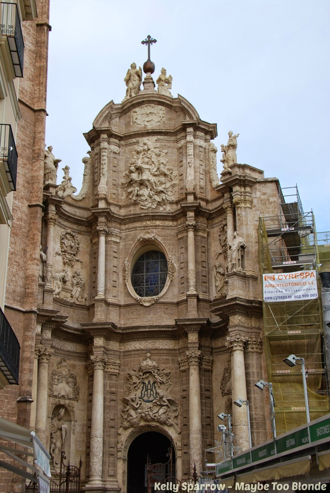 Valencia Spain Cathedral