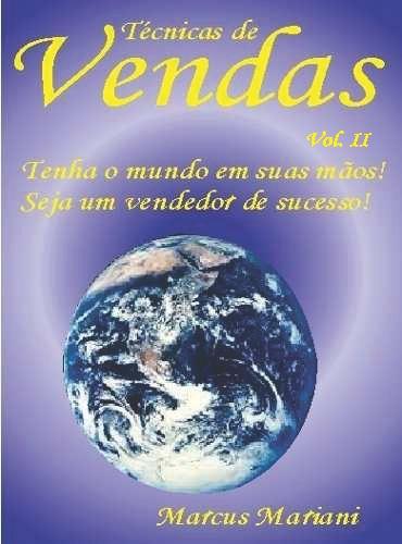 DVD Técnicas em Vendas - Vol. II