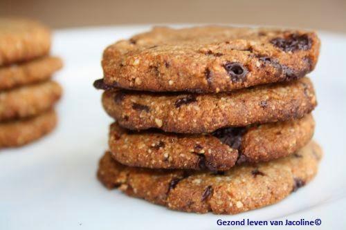 boekweit koekjes bakken
