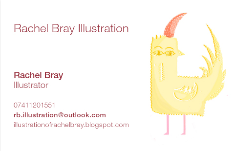 Rachel Bray Illustration