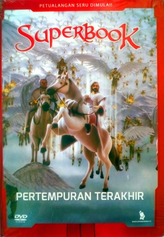 Superbook PERTEMPURAN TERAKHIR