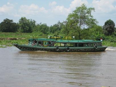 Gambar Transportasi Angkutan Sungai 03